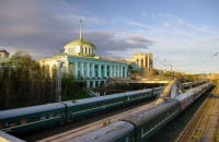 "Railway station ""Murmansk"" is 100 years"