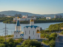 "Spaso-Preobrazhensky Marine Cathedral, Church of the ""Savior on Waters"""