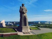 Memorial to Defenders of the Soviet Arctic during the Great Patriotic War («Alyosha»)