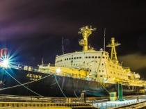 The nuclear-powered icebreaker «Lenin»